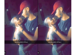 #BBnaija: Khloe And K-Brule Loved Up As They Arrive Nigeria After Their Disqualification